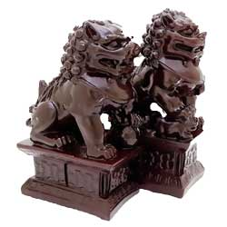 foo dogs picture
